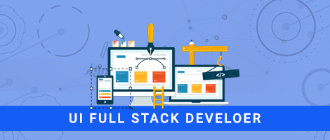UI full stack developer Training