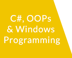 Complete C#,OOPS and Windows Programming
