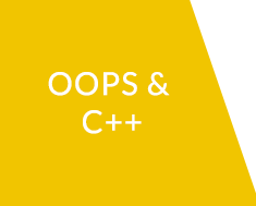 OOPs and C++